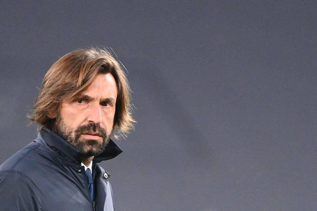 infortunio Juventus Pirlo