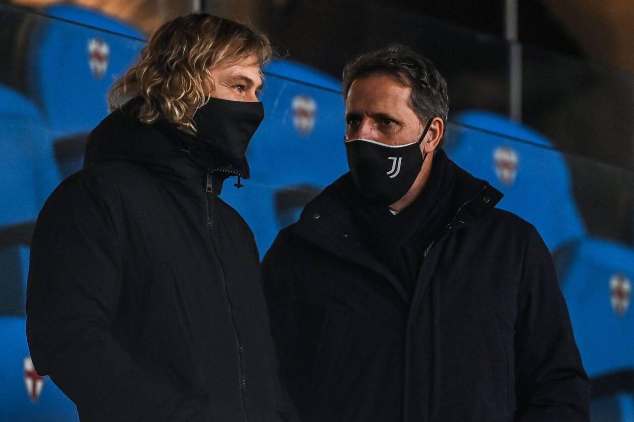 calciomercato Juventus Paratici Nedved Khedira