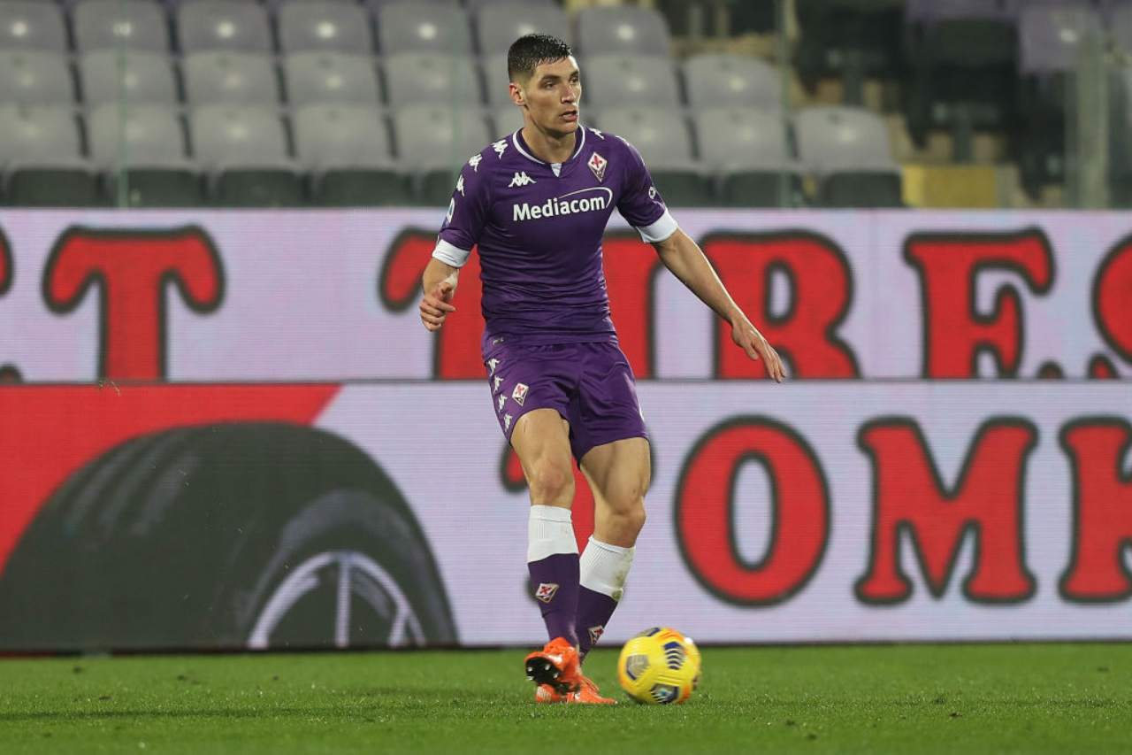 Juventus Demiral Milenkovic Milan Inter