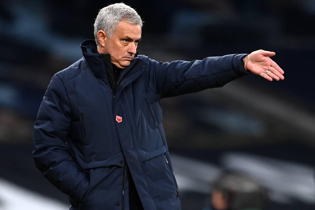 Mourinho (getty images)