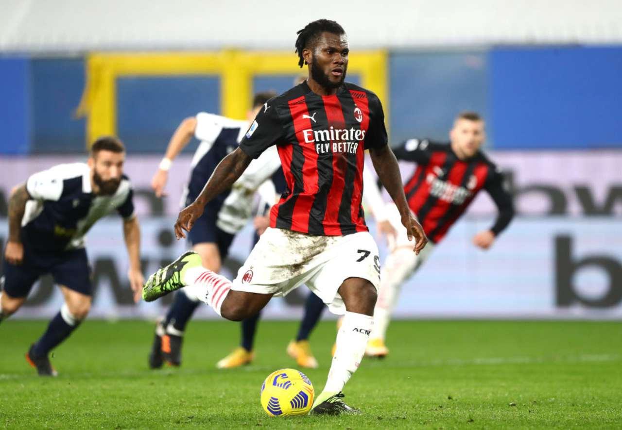 Kessie Milan Inter
