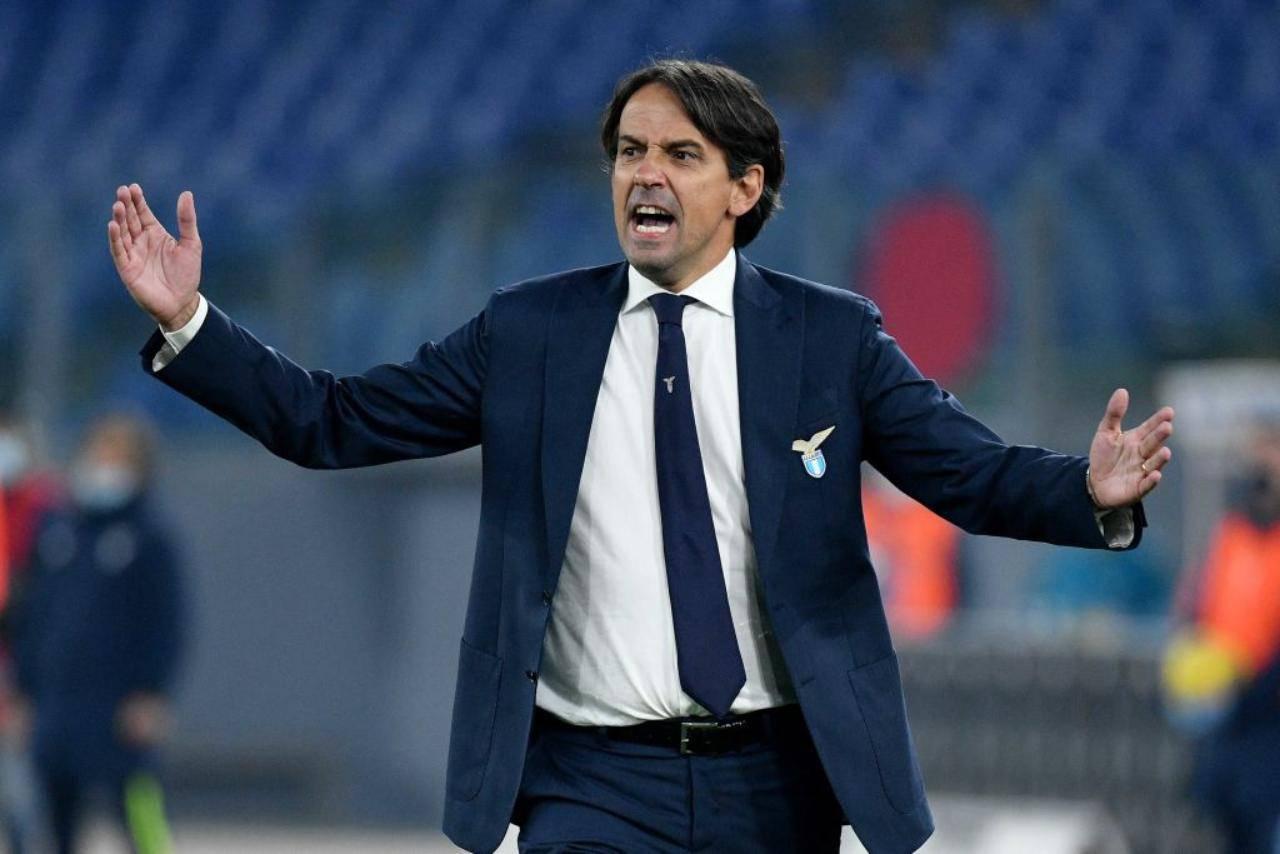 Inzaghi Calciomercato Napoli