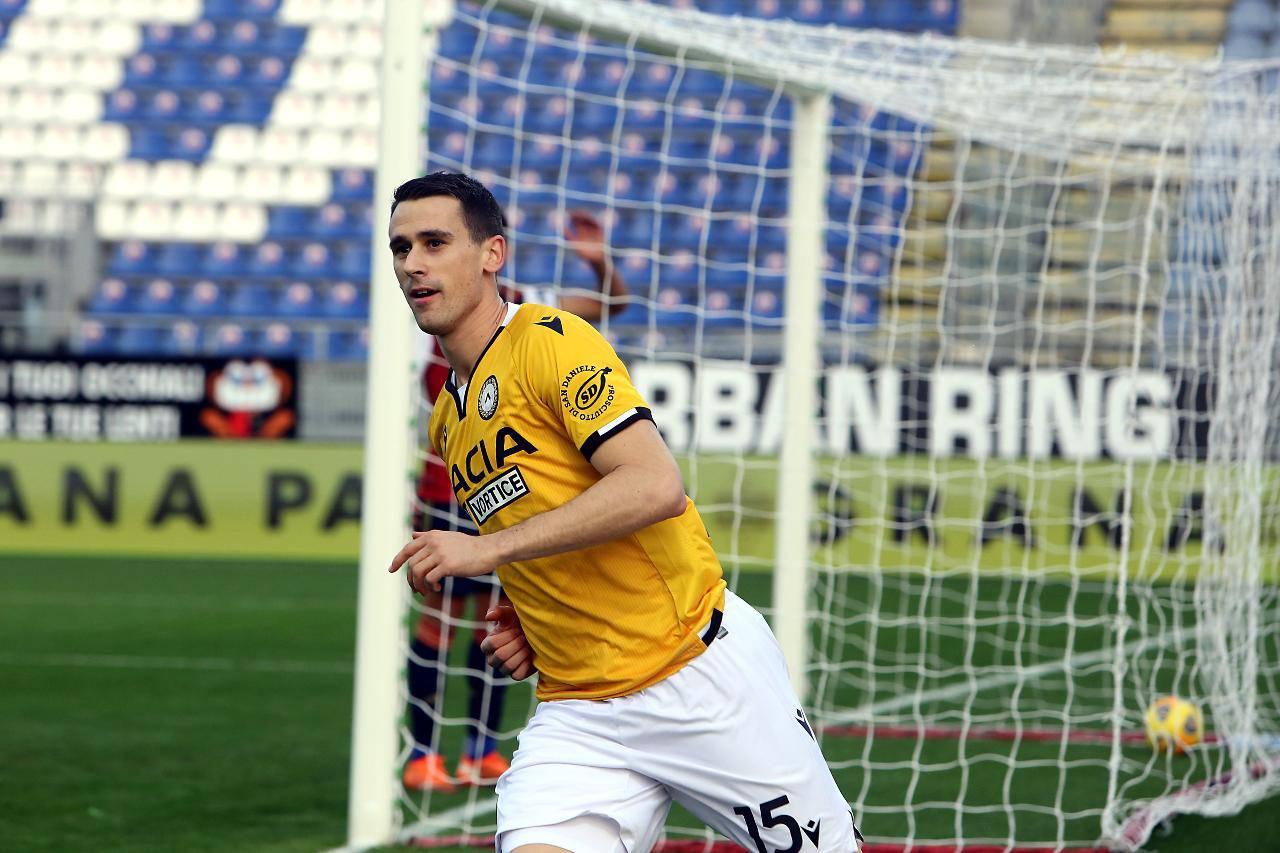 Calciomercato Hellas Verona Lasagna ufficiale