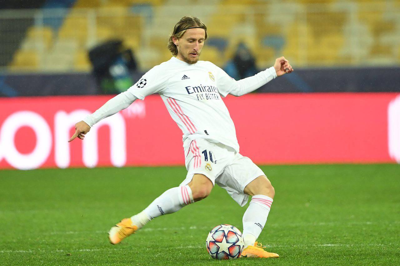 Modric Milan