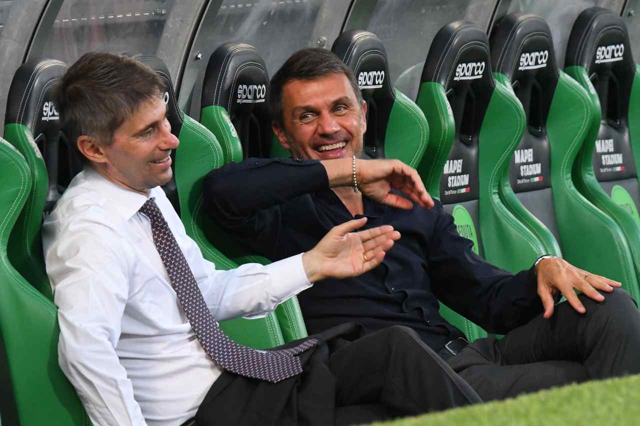 Maldini calciomercato Milan (getty images)
