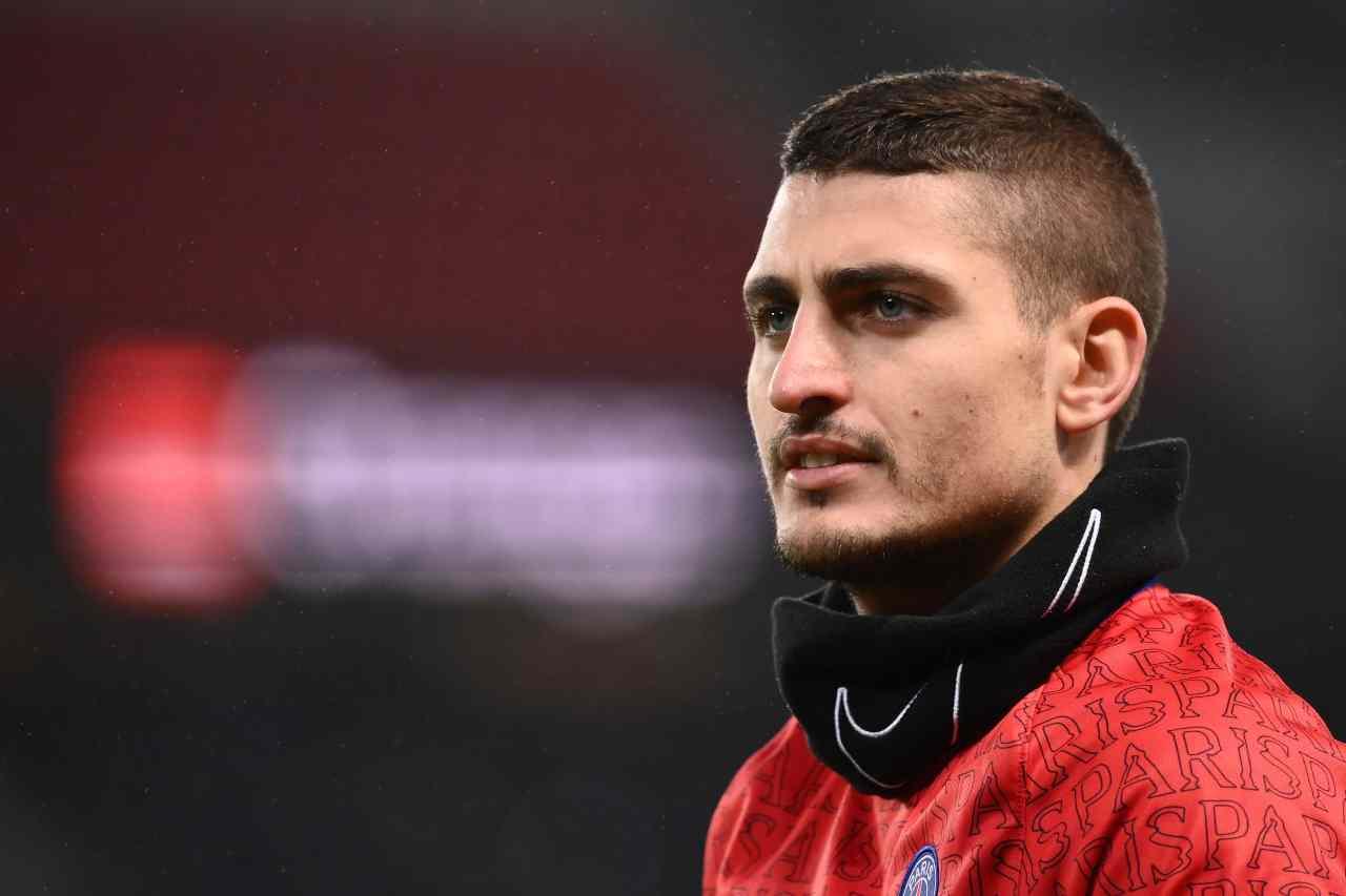 Juventus PSG Verratti Bentancur