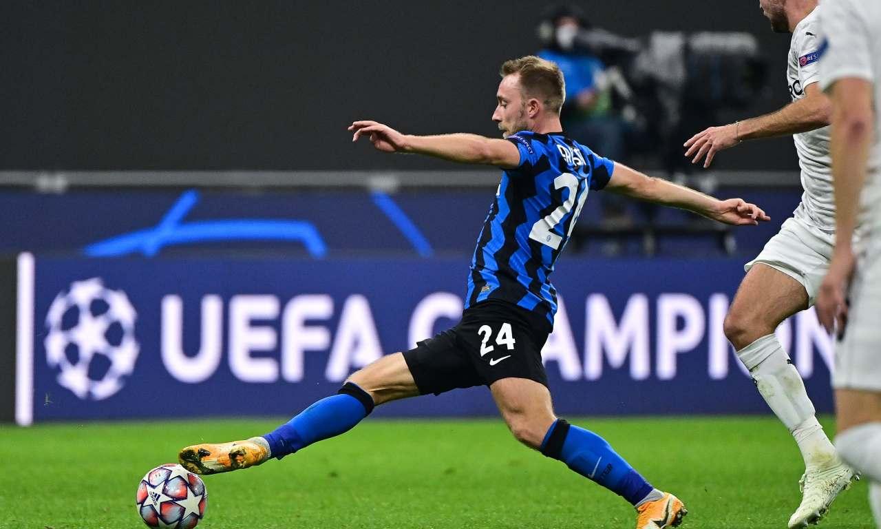 Eriksen calciomercato Bundesliga