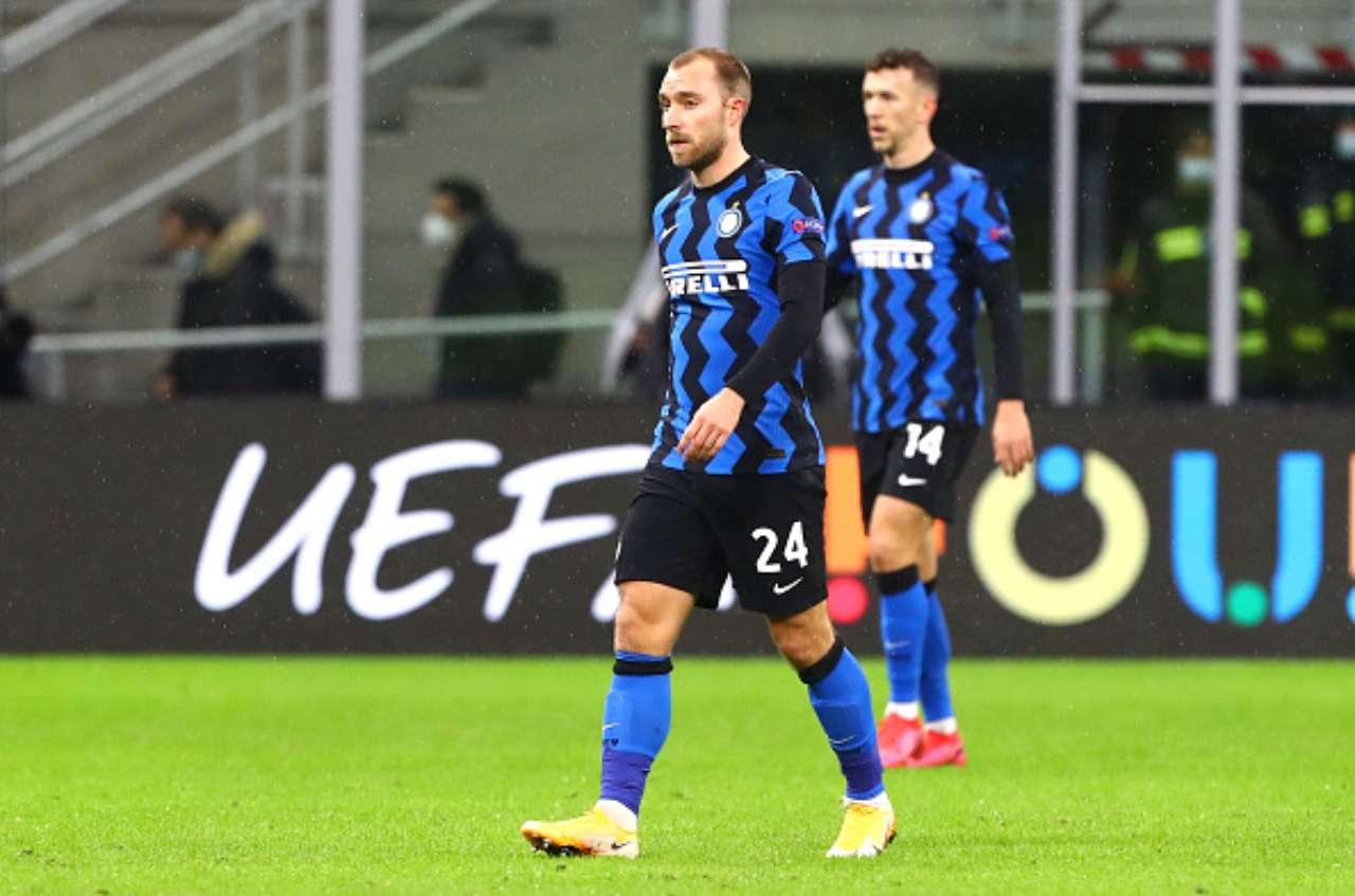 Inter Eriksen Pellegrini
