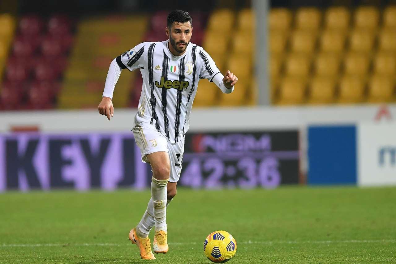 Frabotta calciomercato Juventus