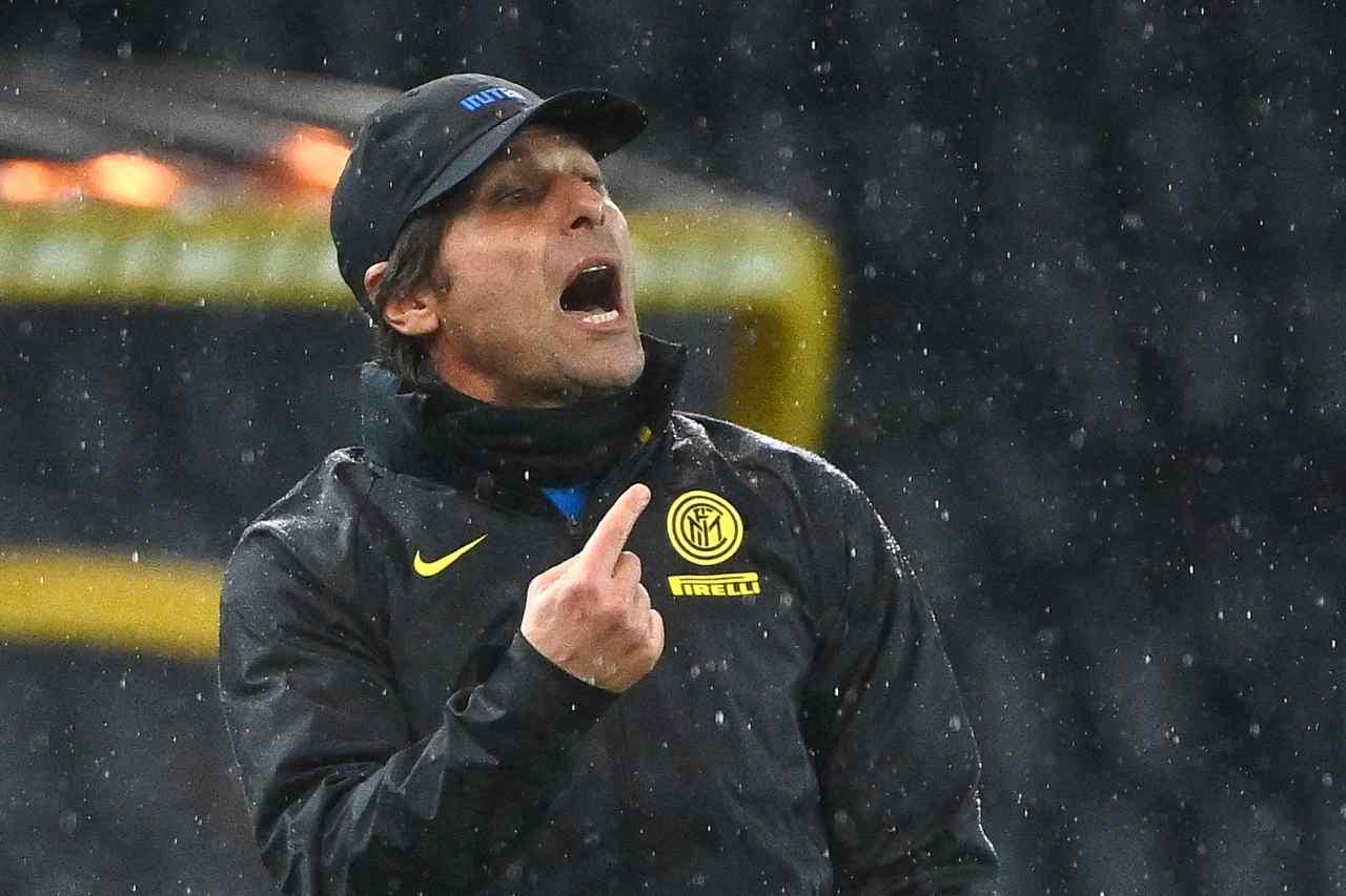 Inter, Conte squalificato | UFFICIALE la decisione del Giudice sportivo