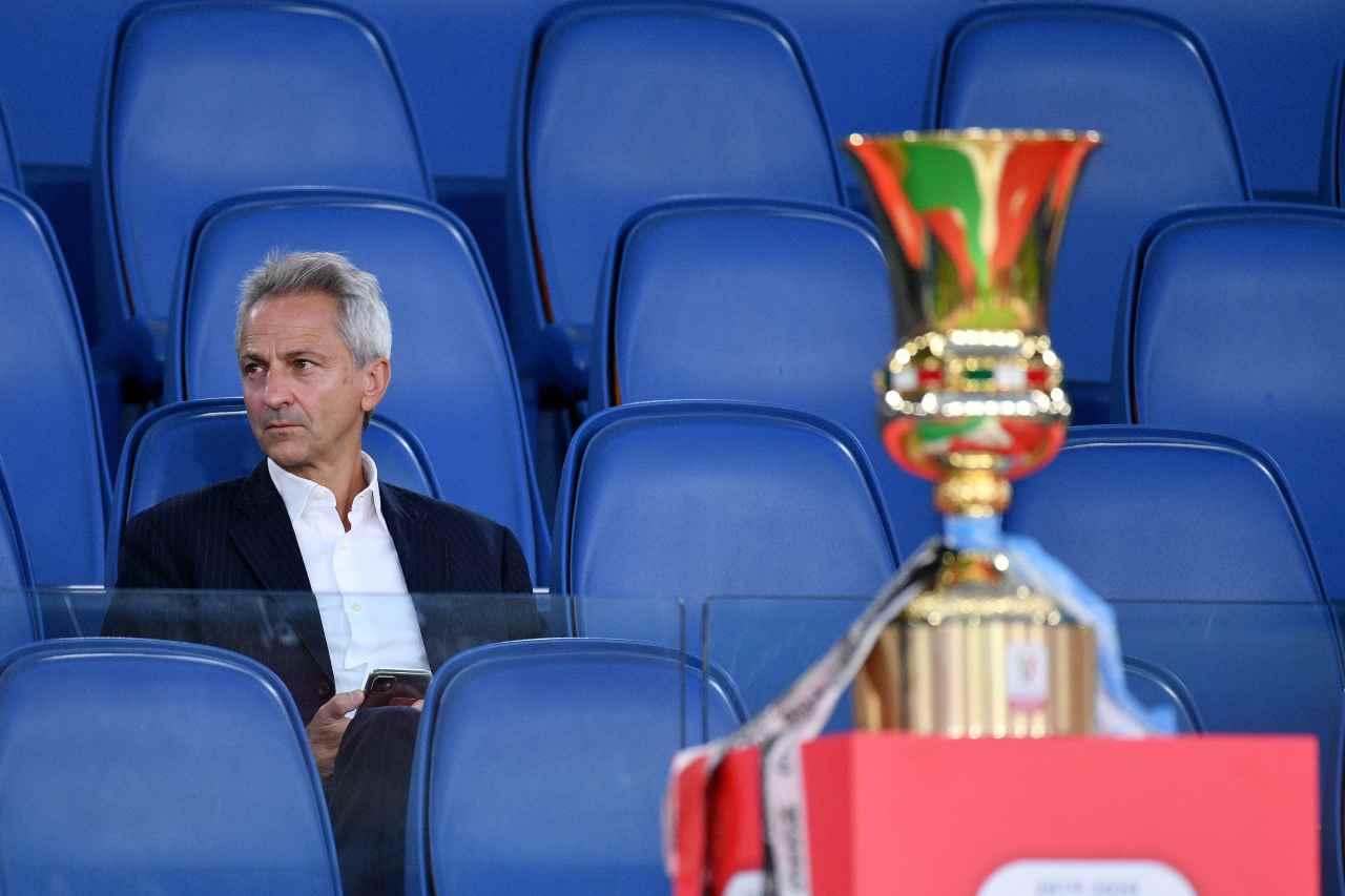 Lega Serie A, l'esito della votazione: Dal Pino rieletto Presidente