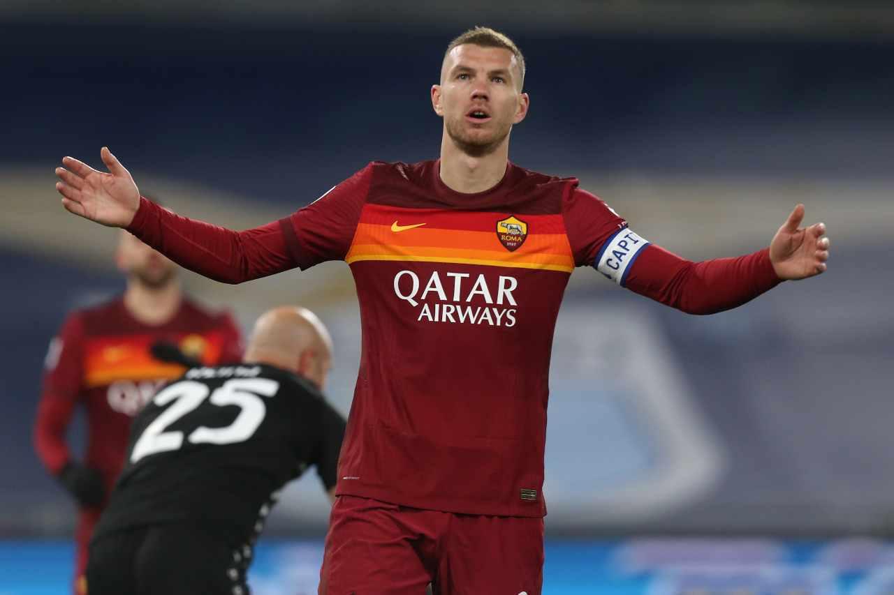 Calciomercato Inter, nuova proposta dalla Roma | Idea scambio per Dzeko
