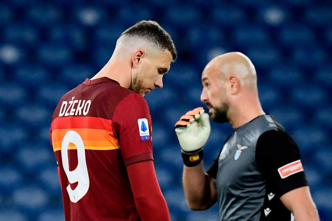 Calciomercato Juventus, Paratici prepara l'assalto last minute per Dzeko