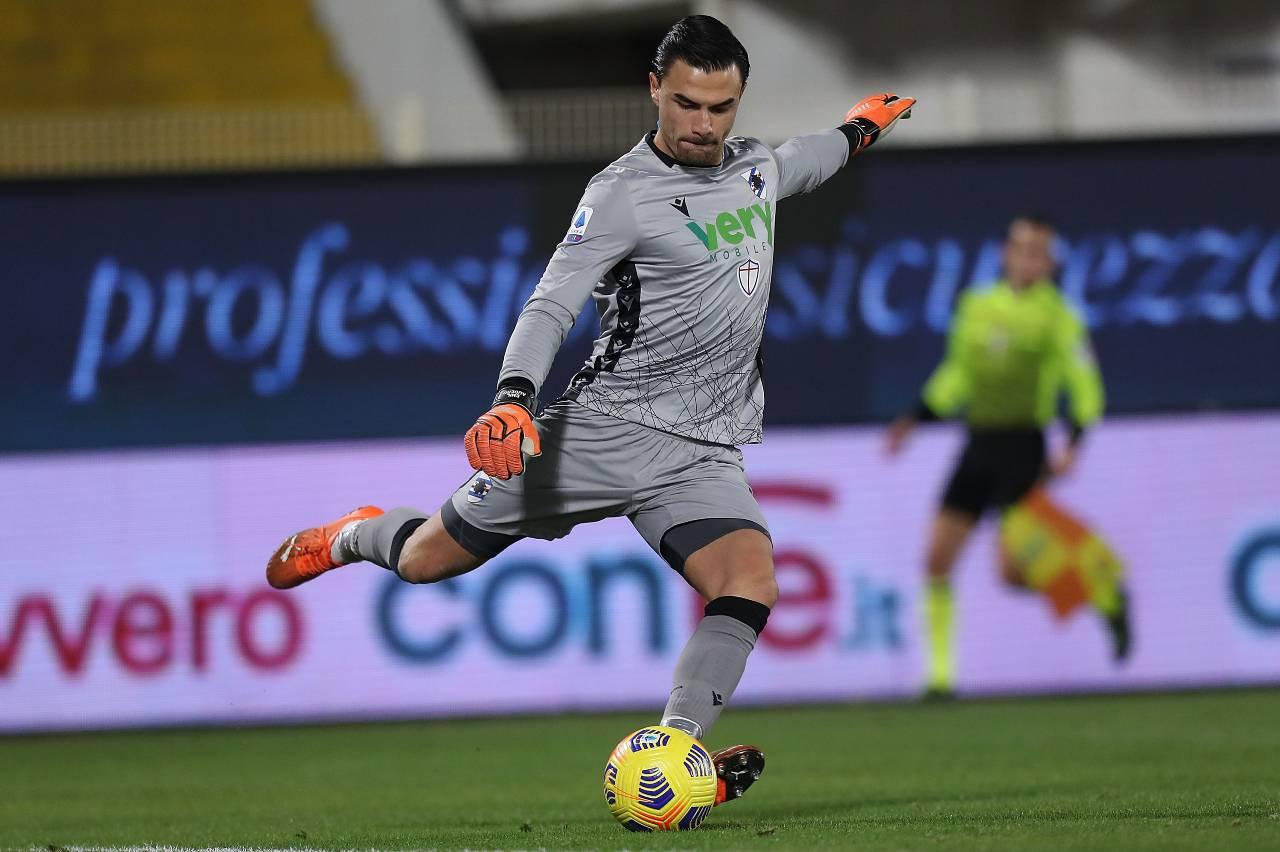 Audero Juventus