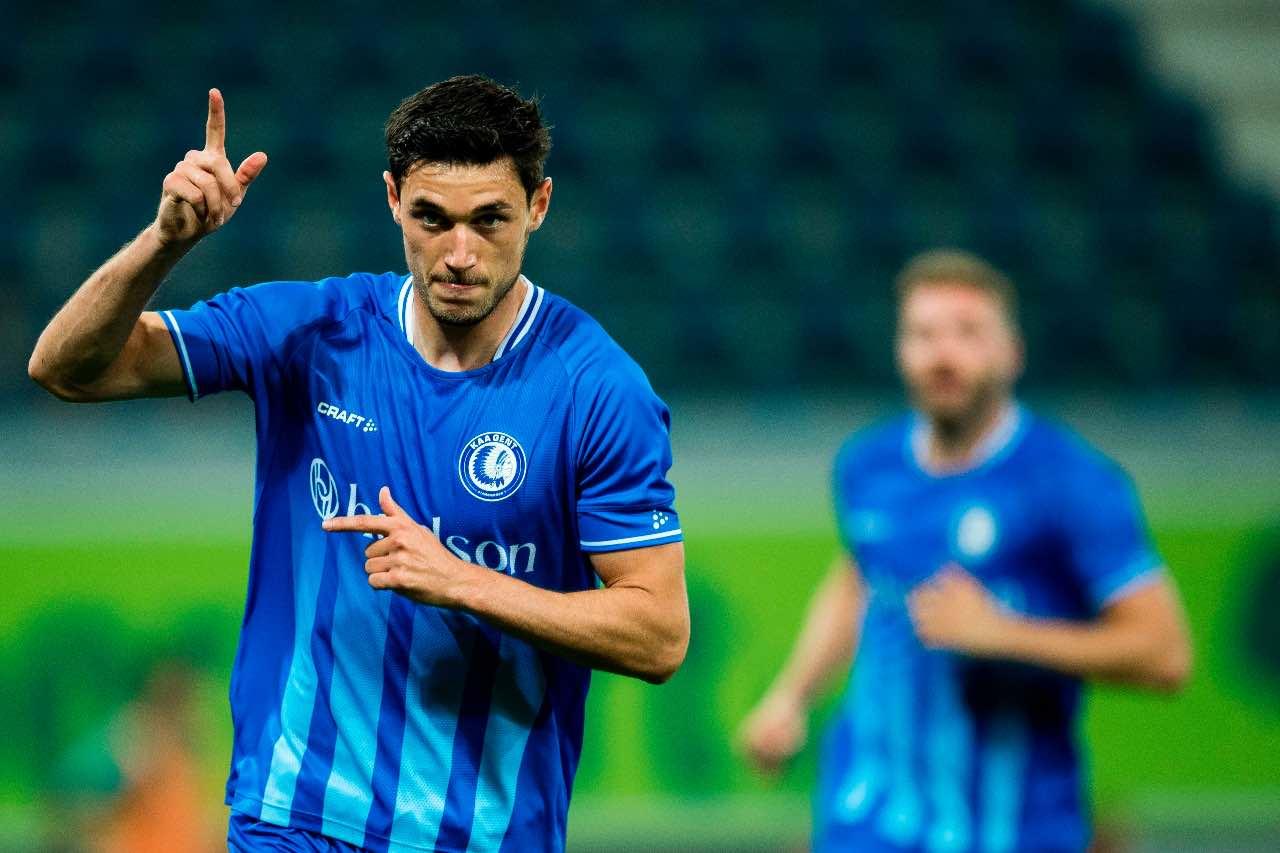 Roman Yaremchuk calciomercato Roma