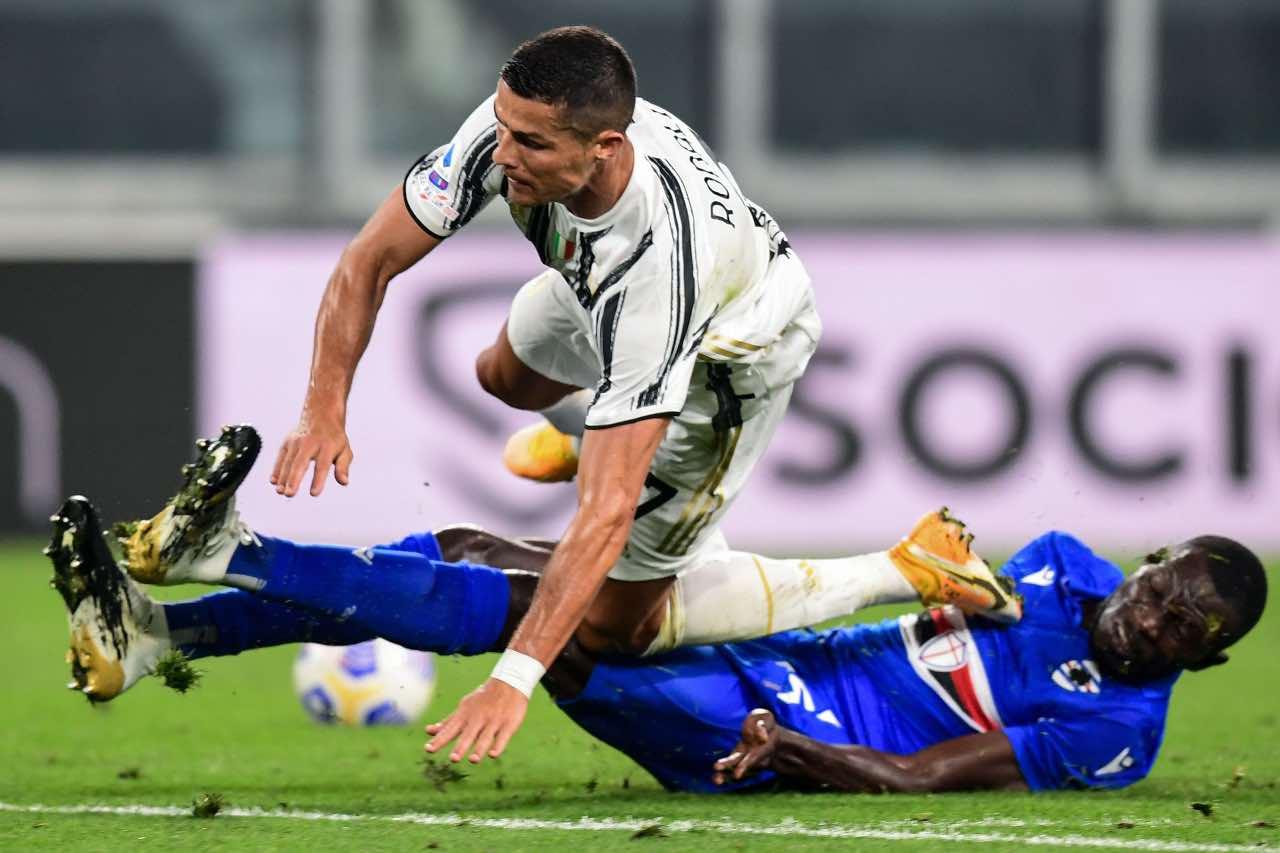 Omar Colley calciomercato Lazio