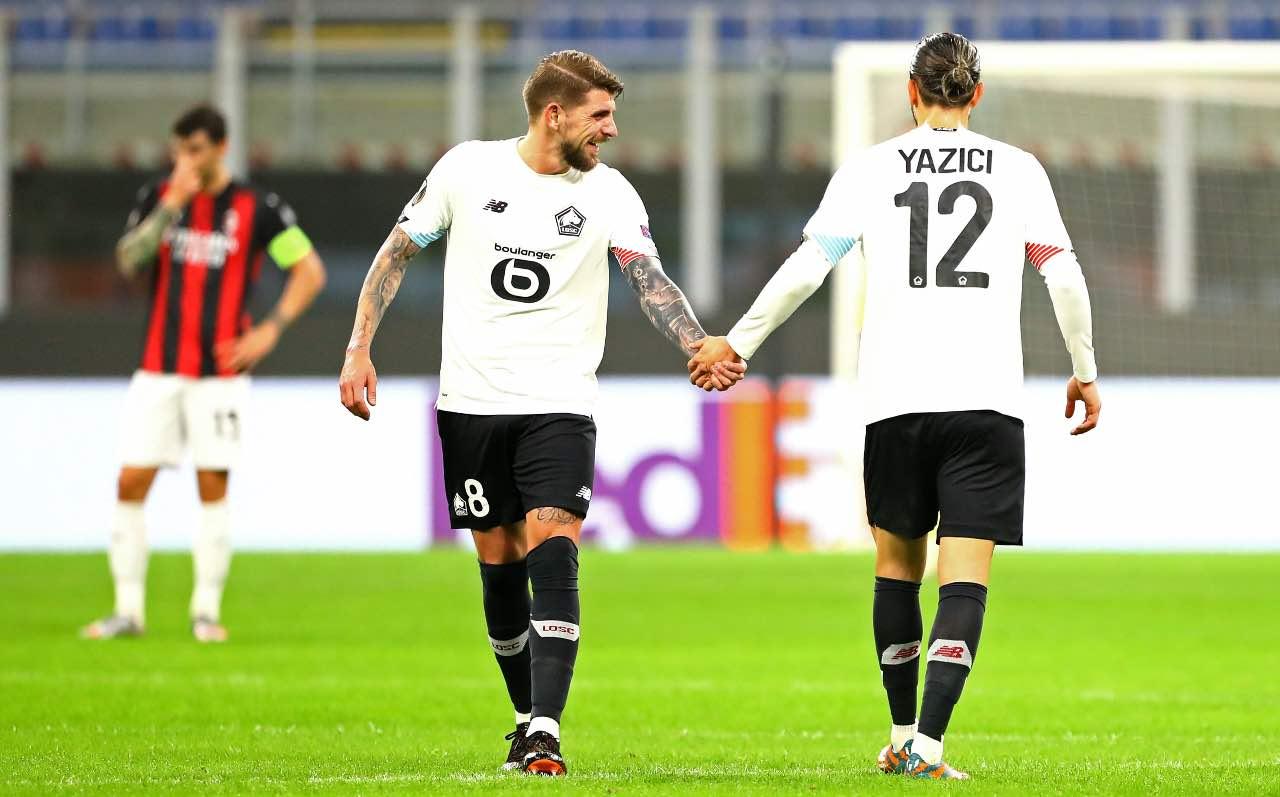 Yusuf Yazici calciomercato Inter Juventus