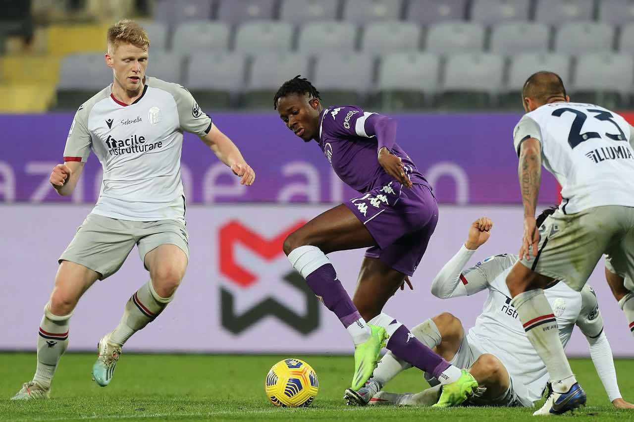 Christian Kouame Calciomercato Torino