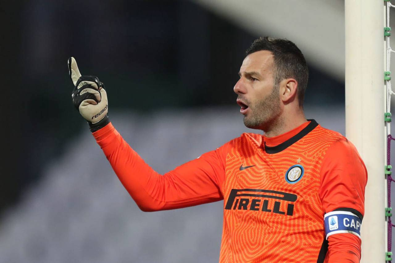 Udinese e Inter, Musso erede Handanovic | Scambio più soldi
