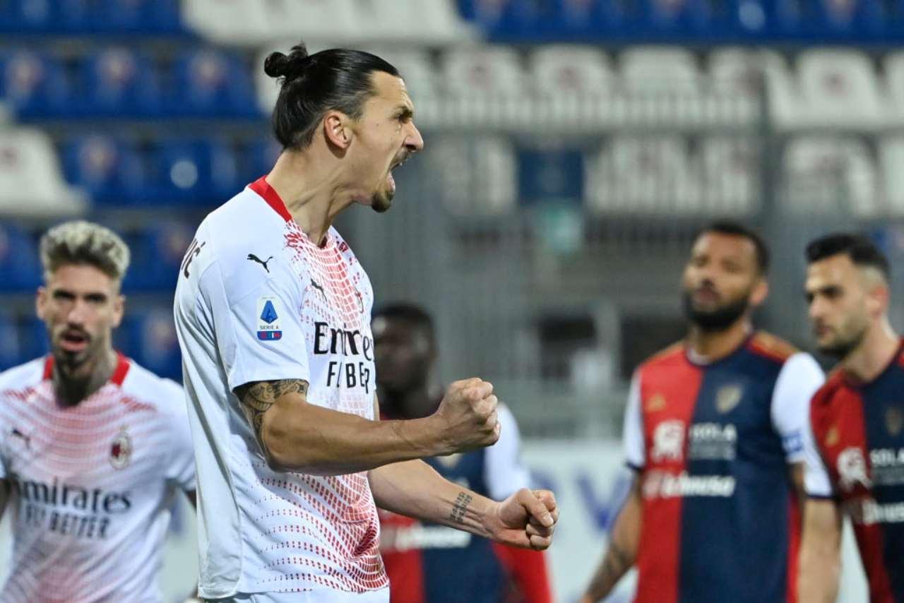 Calciomercato Milan, rinnovo Ibrahimovic | Pro e contro