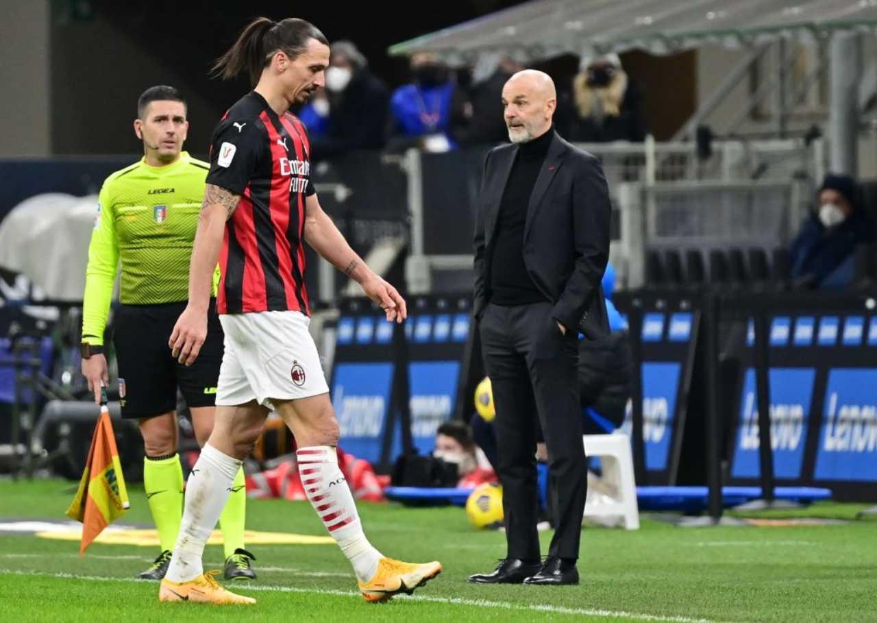 Calciomercato Milan, rinnovo Ibrahimovic | I motivi per l'addio