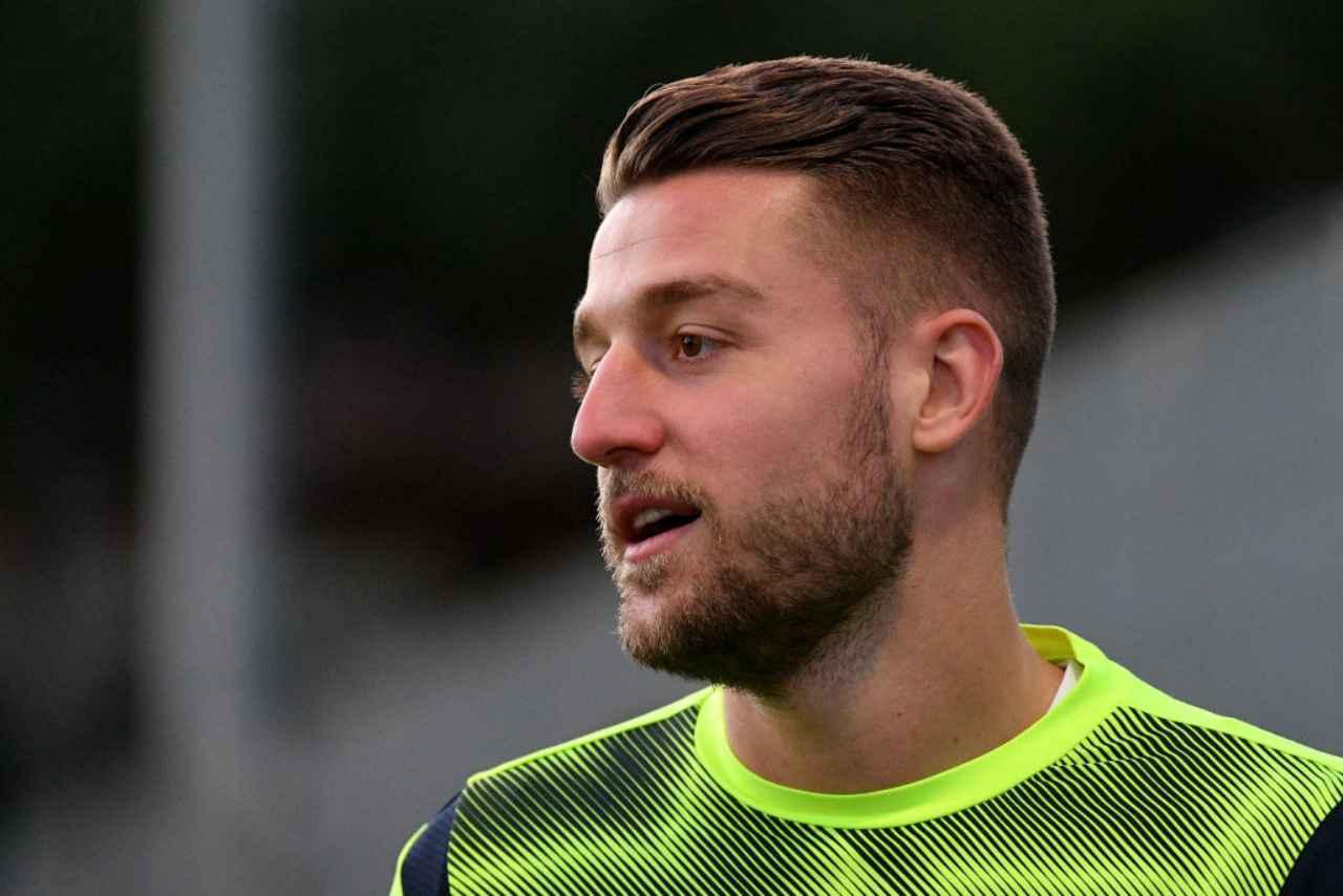 Calciomercato Juventus Milinkovic-Savic