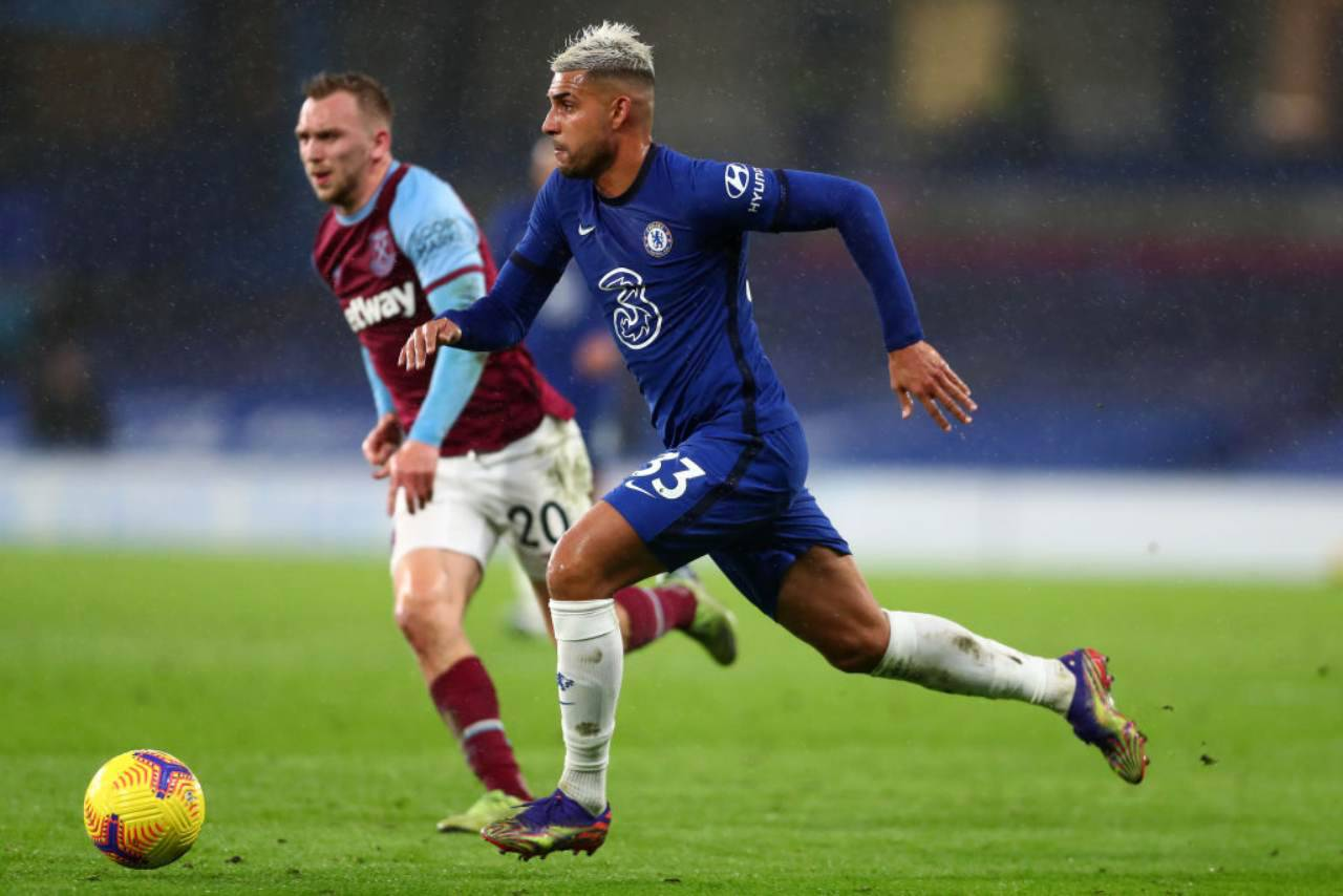 Serie A Premier League Emerson Palmieri