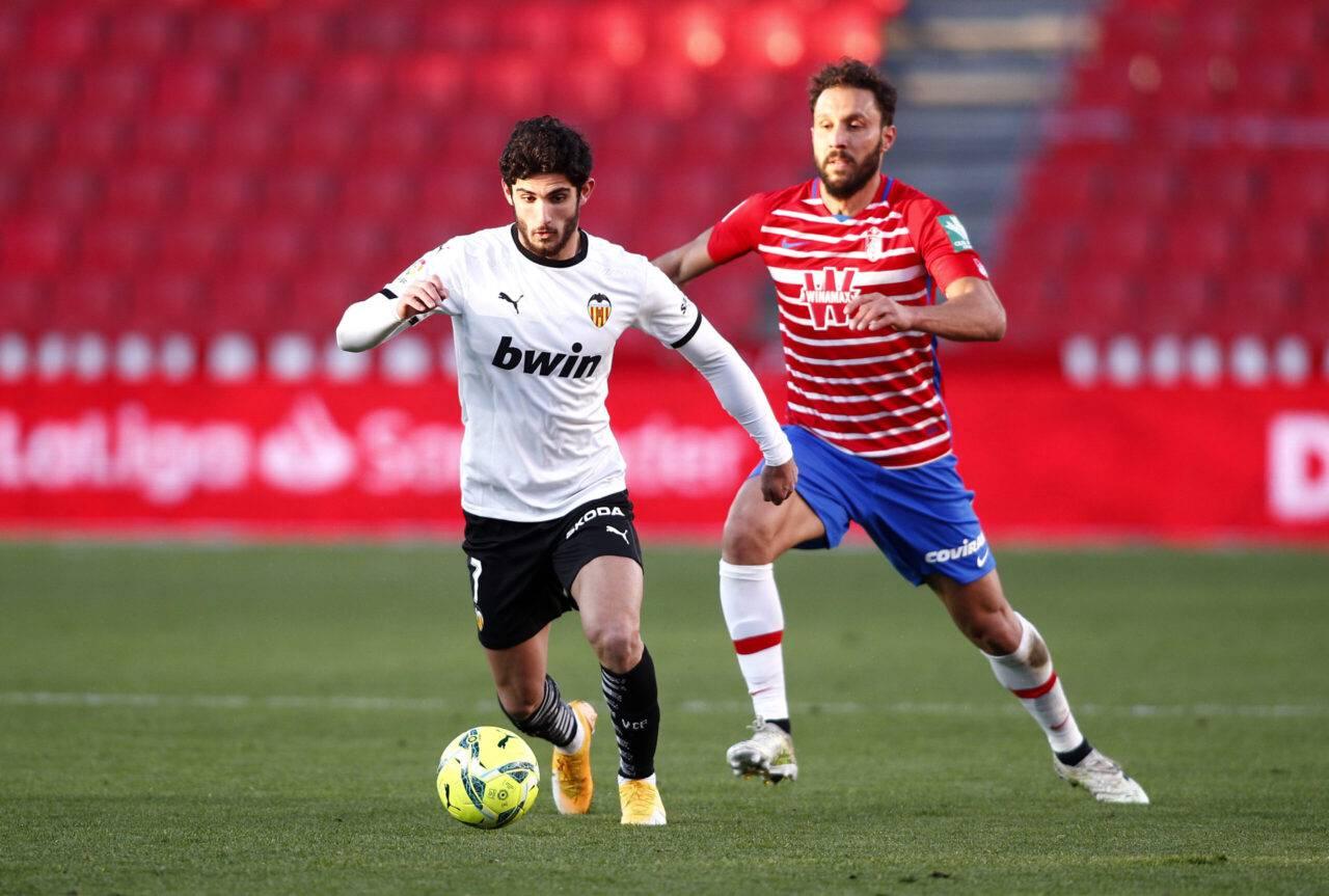 Calciomercato Milan, scambio Guedes-Castillejo: l'idea