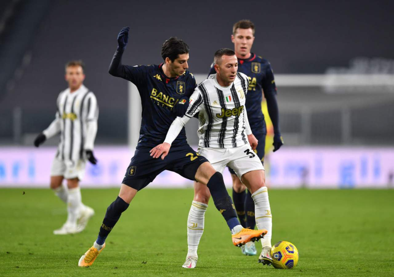 Calciomercato Juventus, da Bernardeschi a Douglas Costa | Grana esuberi