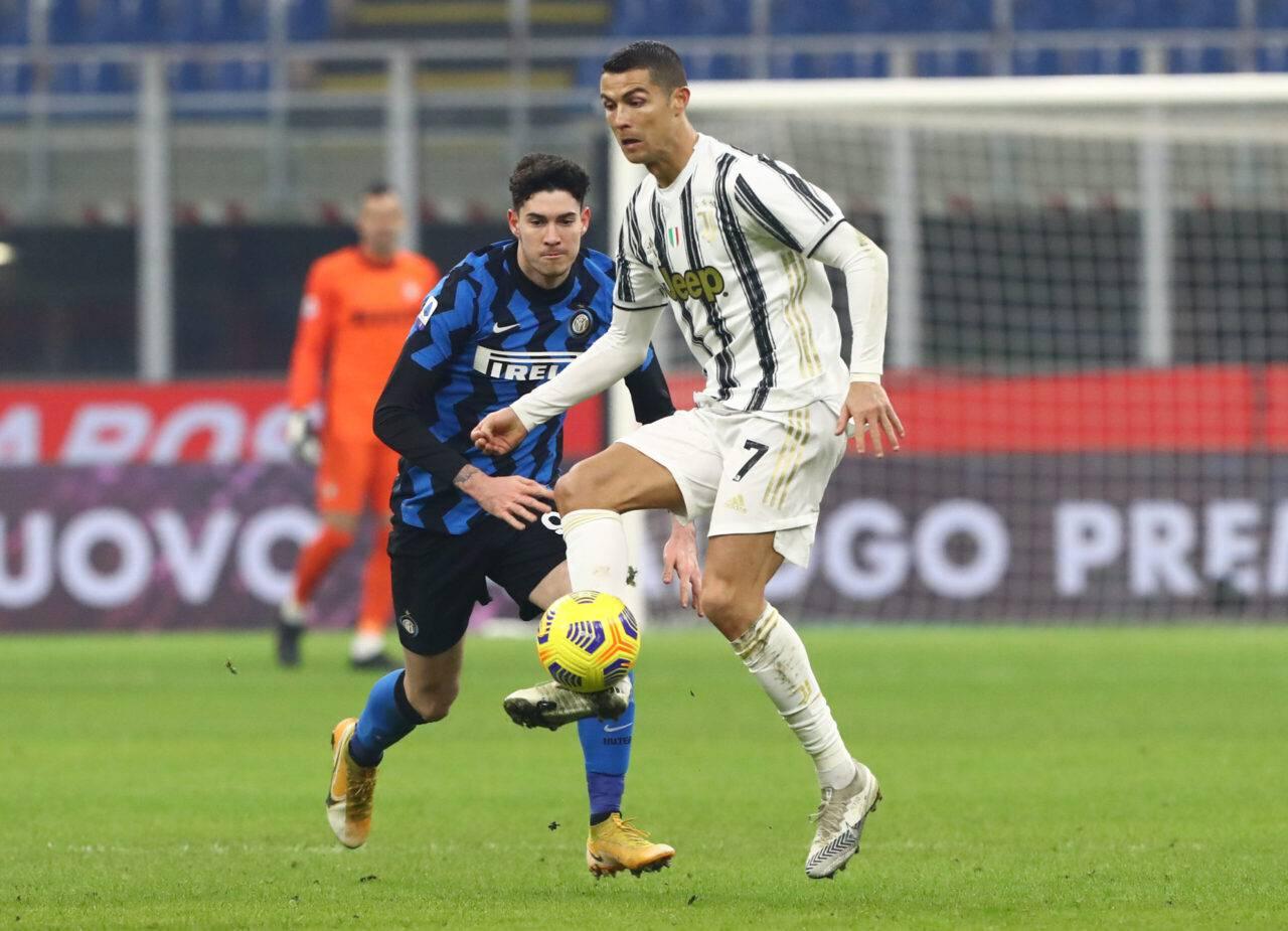 Calciomercato Inter Bastoni Ronaldo