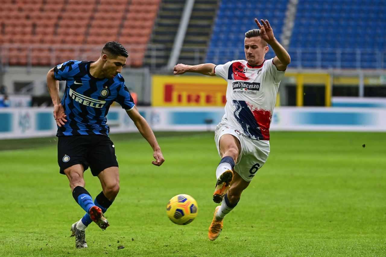 Calciomercato Inter, il PSG si muove per Hakimi | Pronto lo scambio