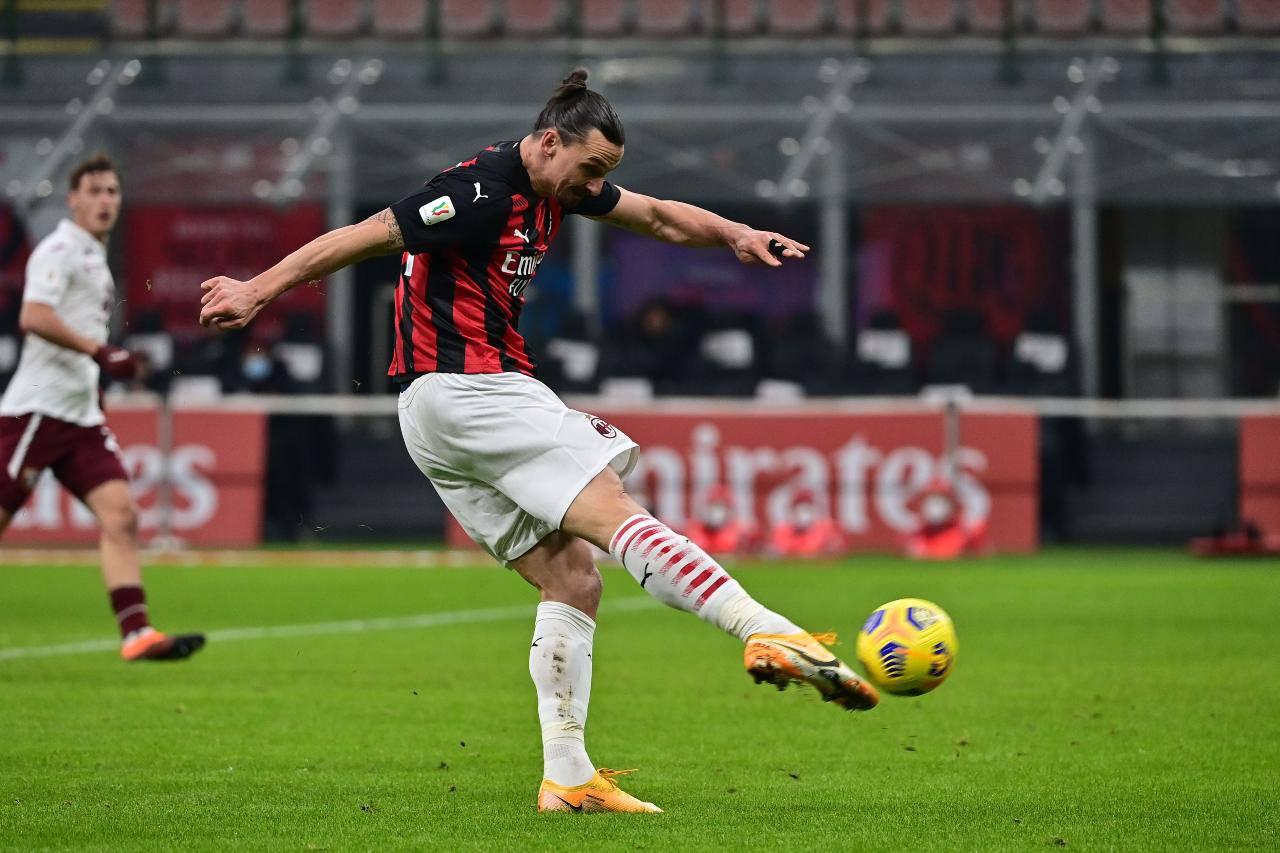 Ibrahimovic Juventus