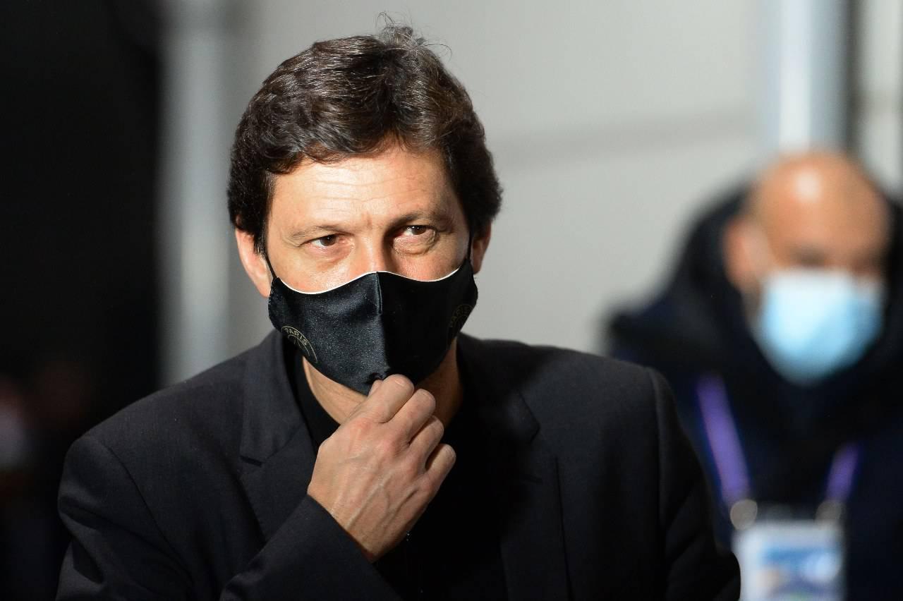 Juventus Leonardo Psg calciomercato