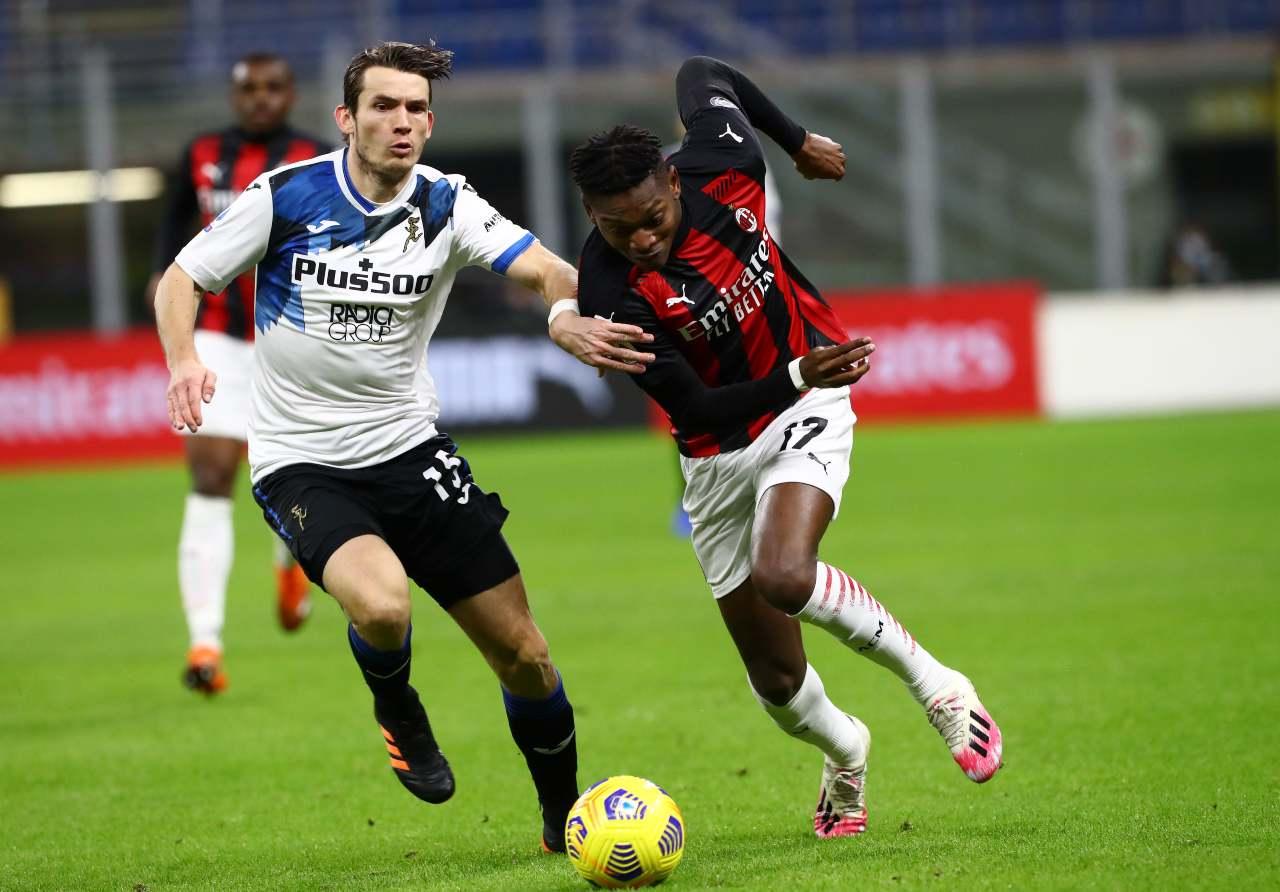 Calciomercato Milan, Rafael Leao erede di Dzeko | Chiesto il prestito