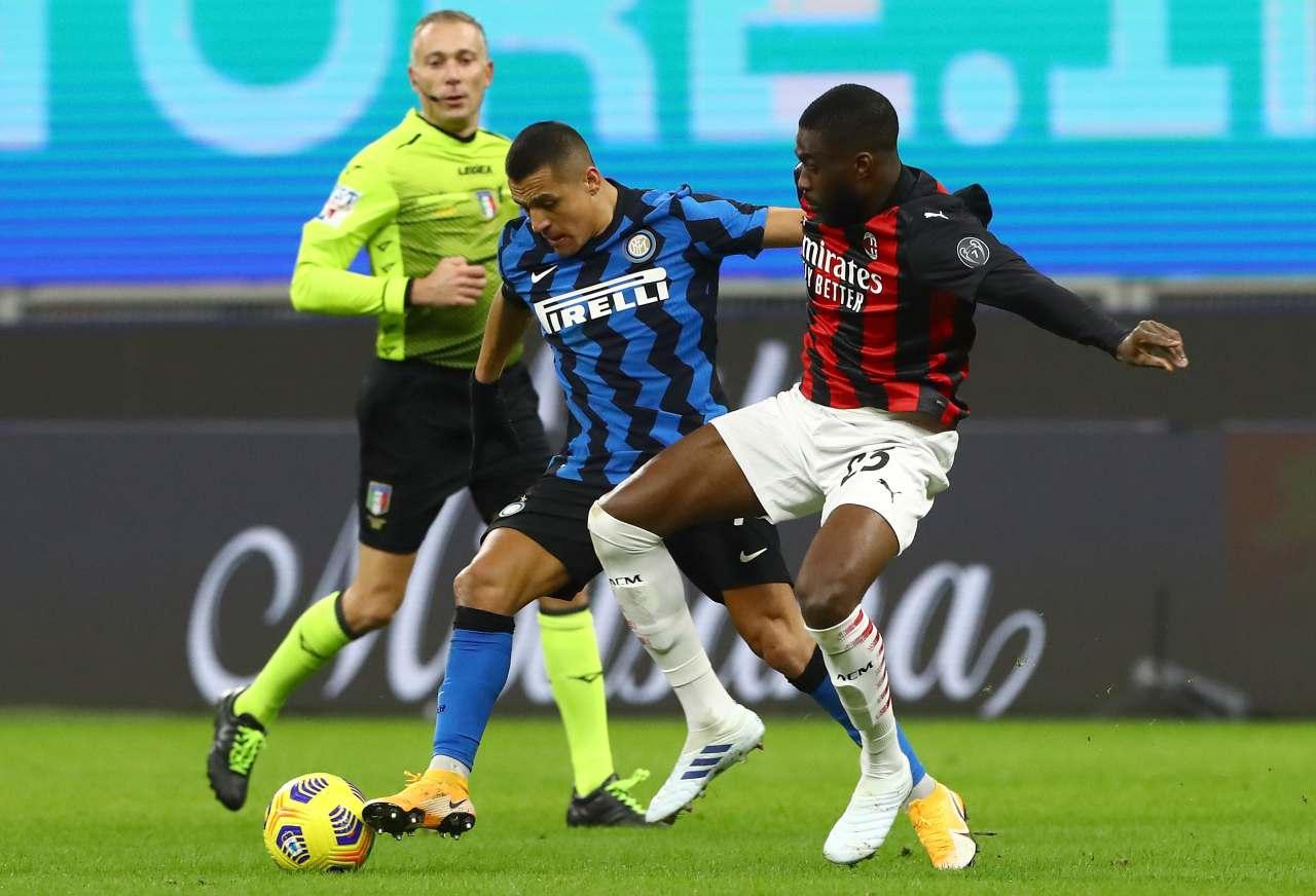 Calciomercato Inter, Sanchez nello scambio con Dzeko