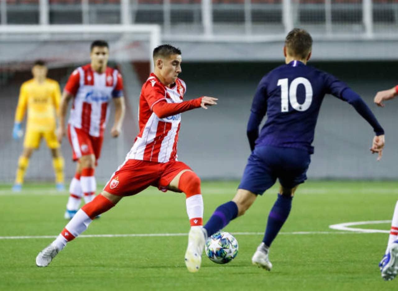 Andrija Radulovic calciomercato Milan