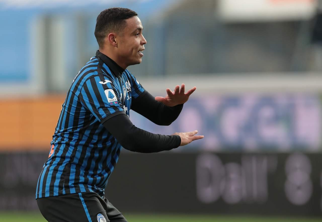 Calciomercato, Inter-Atalanta: Muriel osservato speciale | Cifre e dettagli