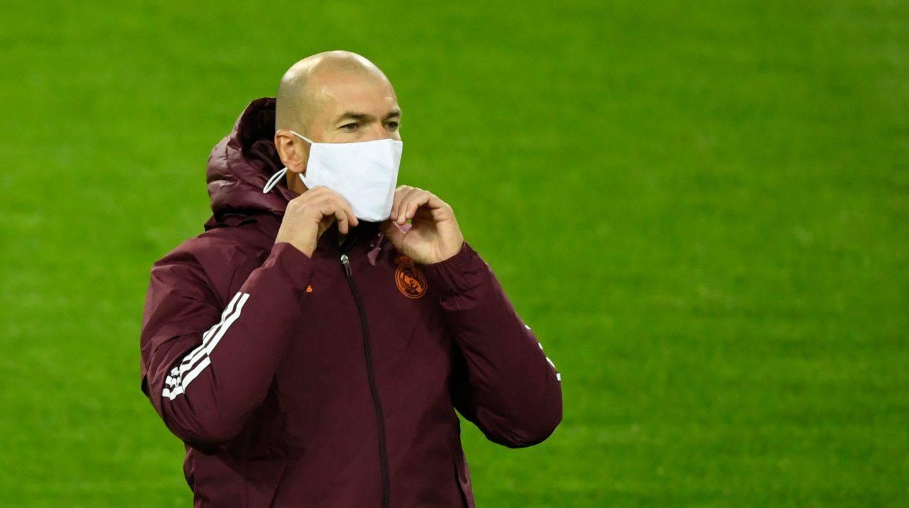 Coronavirus, Zidane positivo | Comunicato UFFICIALE