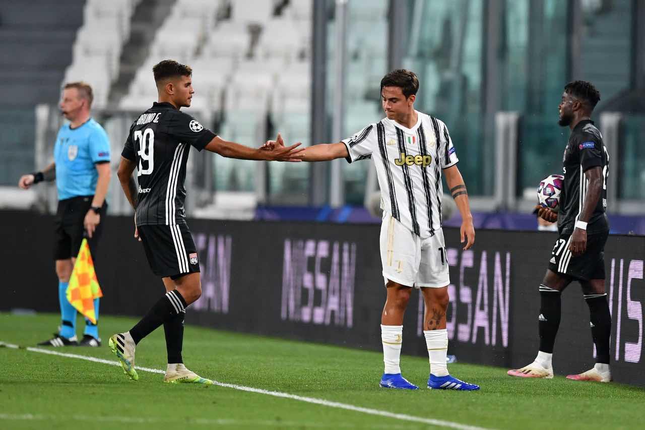 Bruno Guimaraes calciomercato Inter