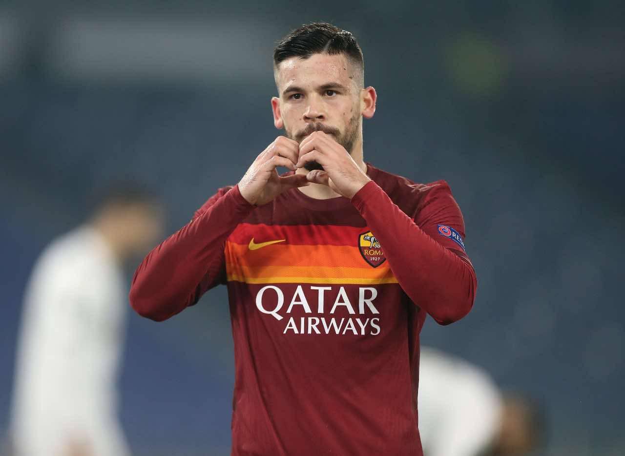 Carles Perez Europa League Roma