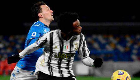 Juventus Cuadrado infortunio