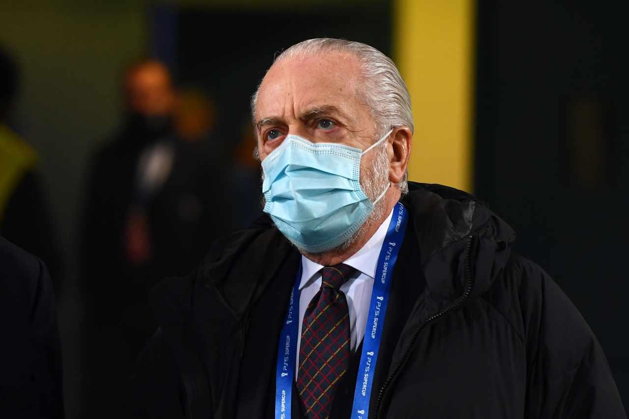 Calciomercato Napoli, addio Gattuso e Giuntoli | Il piano di De Laurentiis