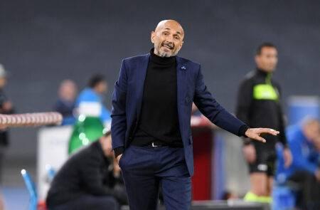 Ecco come potrebbe giocare il Napoli con Spalletti