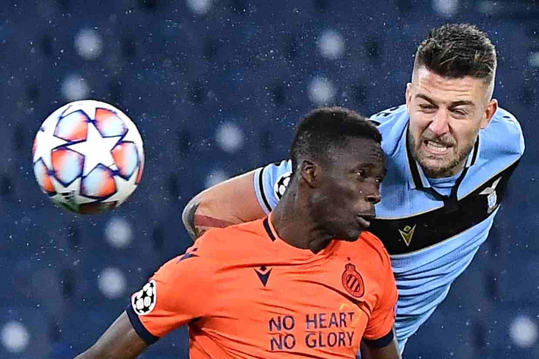 Calciomercato Inter Odilon Kossounou del Bruges