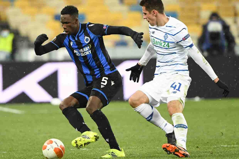 Calciomercato Inter Odilon Kossounou al Bruges