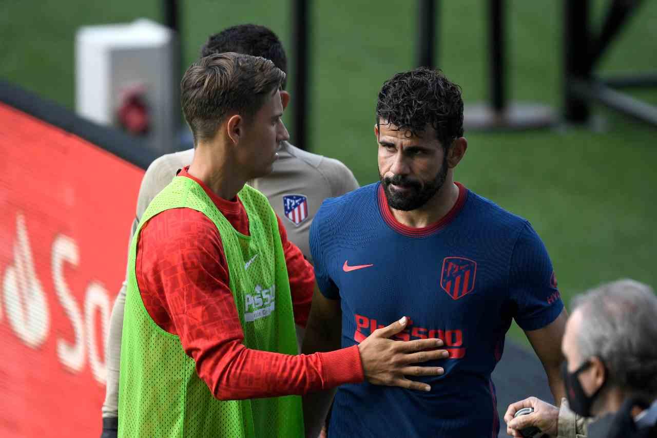 Juventus Diego Costa