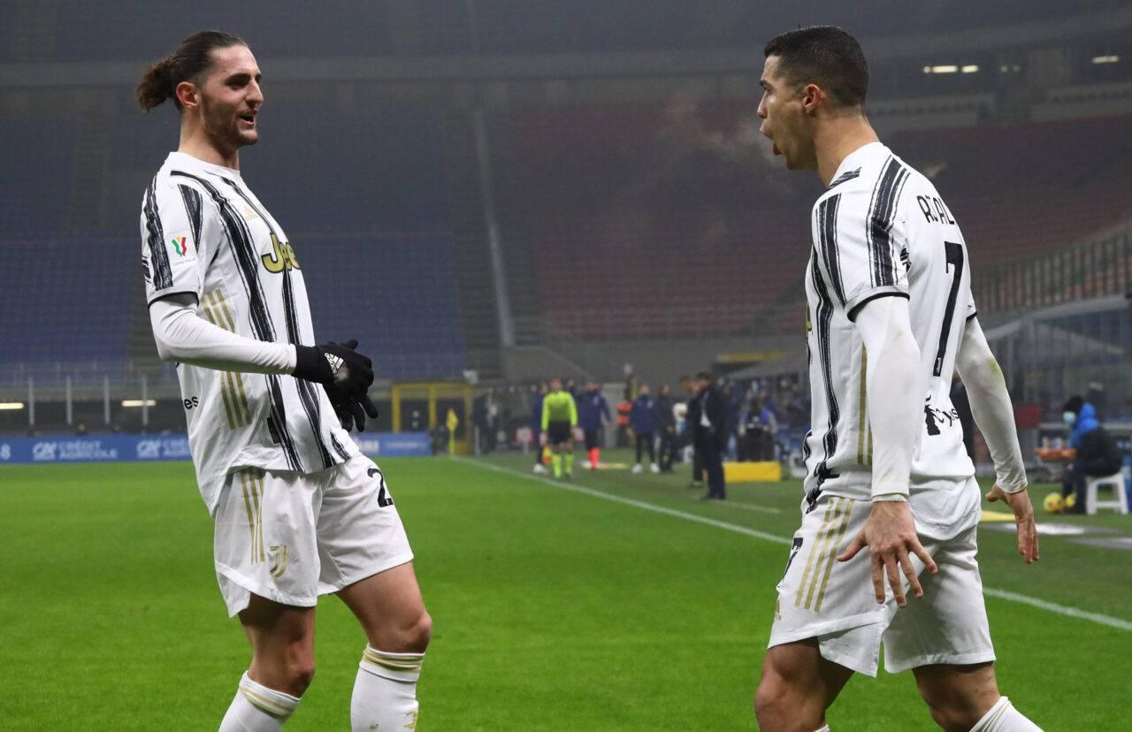 Calciomercato Juventus, Rabiot nel mirino dell'Arsenal: scambio con Tierney