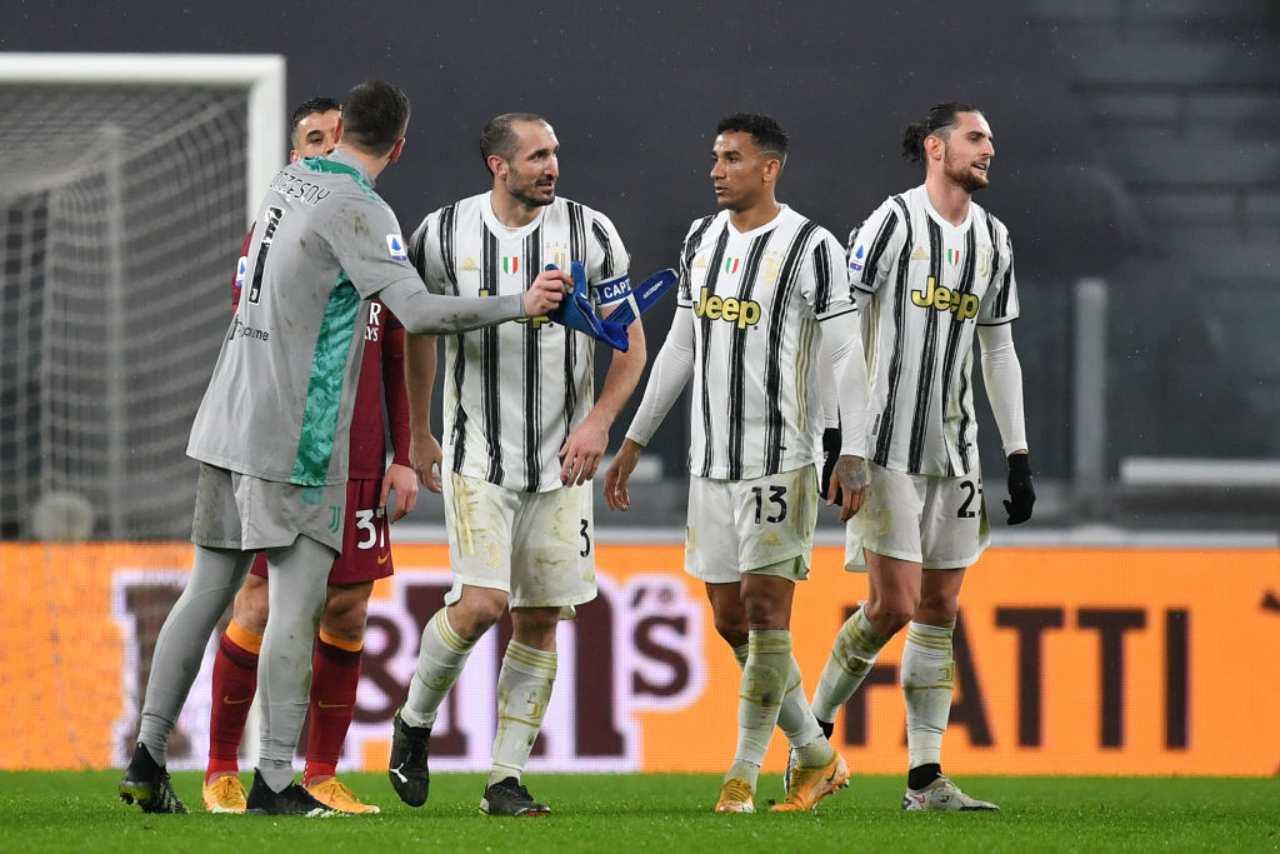 Calciomercato Juventus, Chiellini punta al rinnovo | Ecco pro e contro