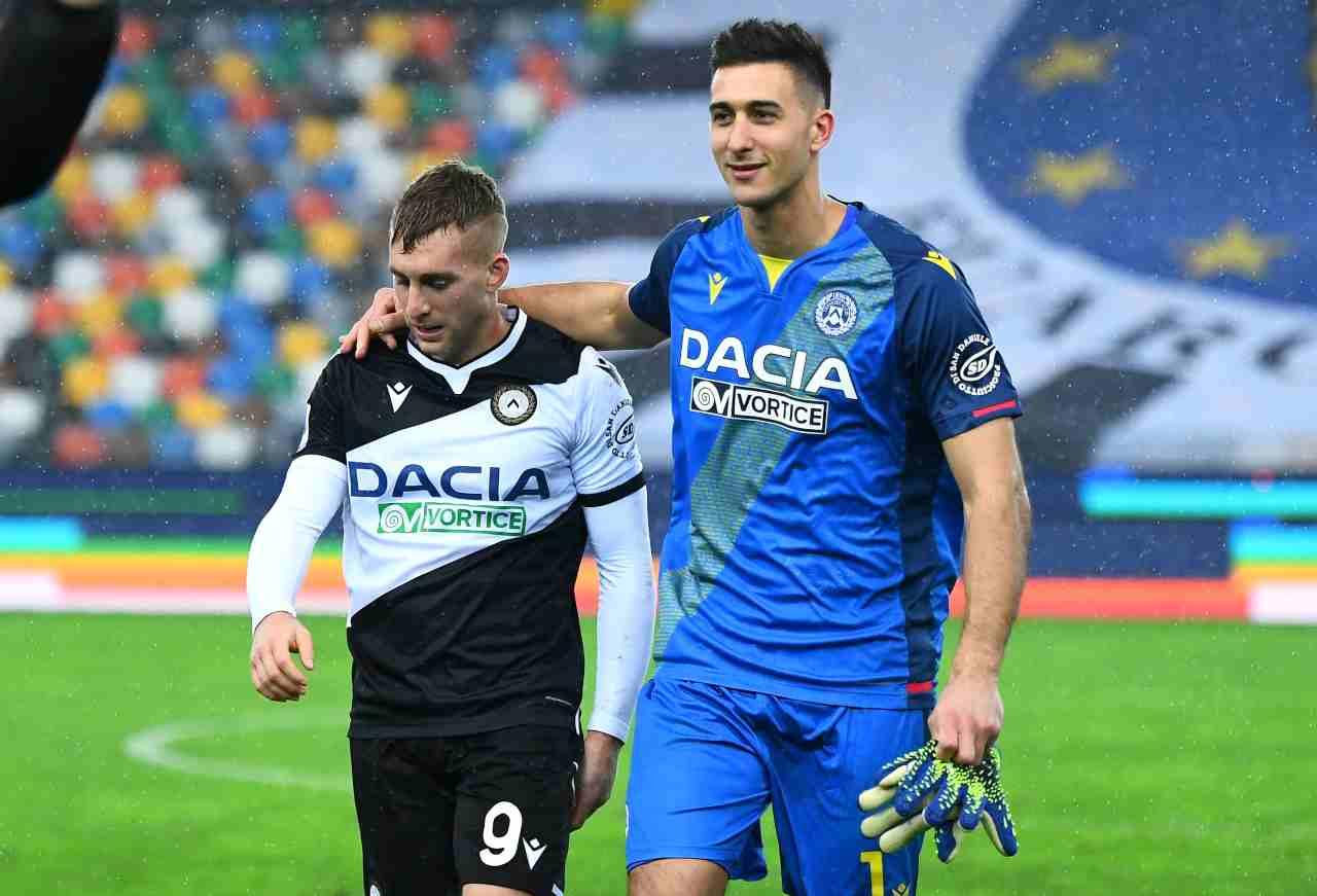 Calciomercato Milan, scambio per Musso | 'Sgarbo' all'Inter