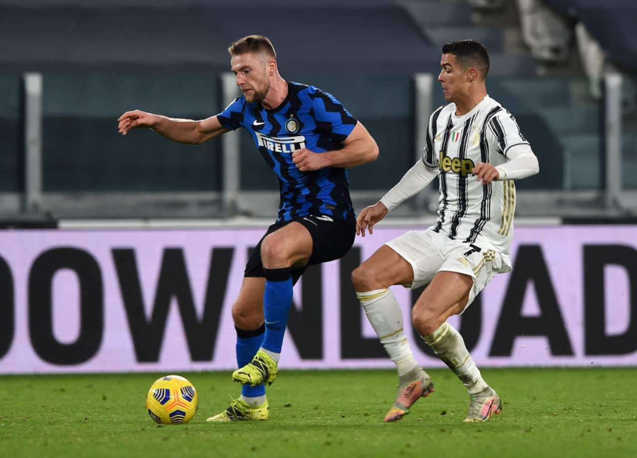 Scudetto | Calendari Milan, Inter, Juventus: la possibile classifica alla sosta